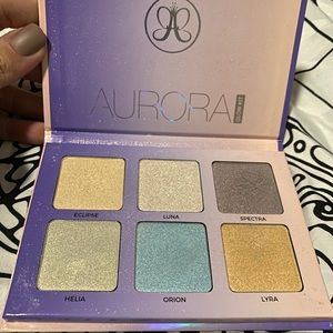 Anastasia Beverly Hills aurora highlight palette